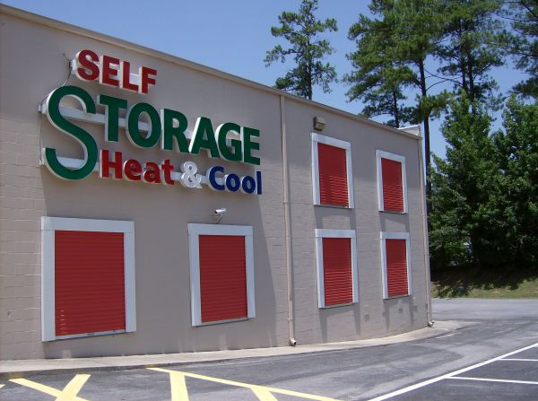 Self Storage Units At Spring Valley Storage Amp Business