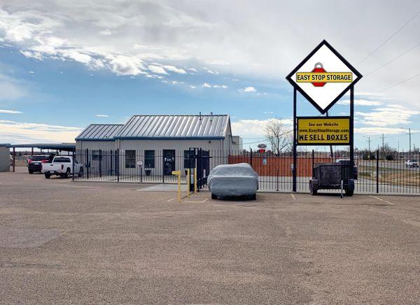 Self Storage Units At Easy Stop Storage Amarillo In