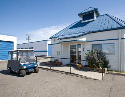 Self Storage Units At Storage Court Of Tacoma In Tacoma