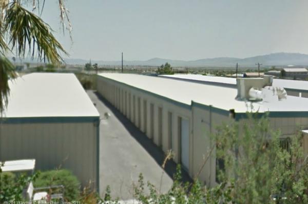 Self Storage Units At Aaa Bullhead Storage In Bullhead