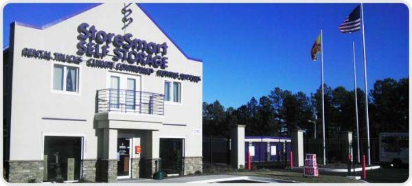 Self Storage Units At Storesmart Conway South Carolina
