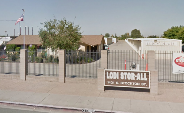 self storage units at lodi stor all in lodi ca 95240 1431 south stockton street storage deals. Black Bedroom Furniture Sets. Home Design Ideas