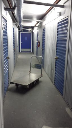Self Storage Units At Atlantic Self Storage San Pablo In