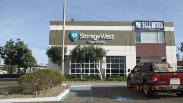 self storage units at storage west rancho bernardo in san diego ca 92127 10999 willow ct. Black Bedroom Furniture Sets. Home Design Ideas