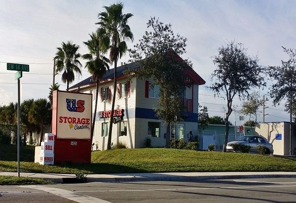 Self Storage Units At Us Storage Centers Delray Beach