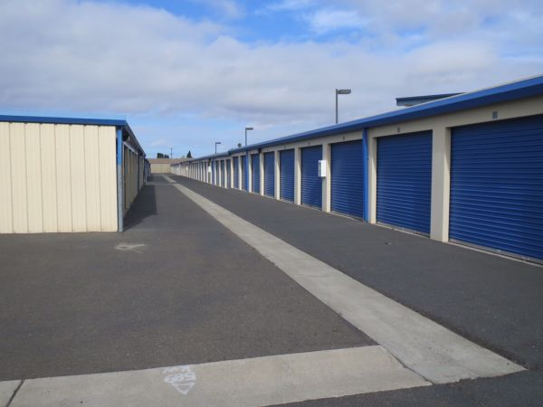 Self Storage Units At Storage Solutions Fremont In