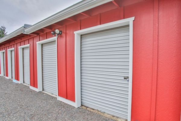 Self Storage Units At Trackside Storage In Puyallup Wa