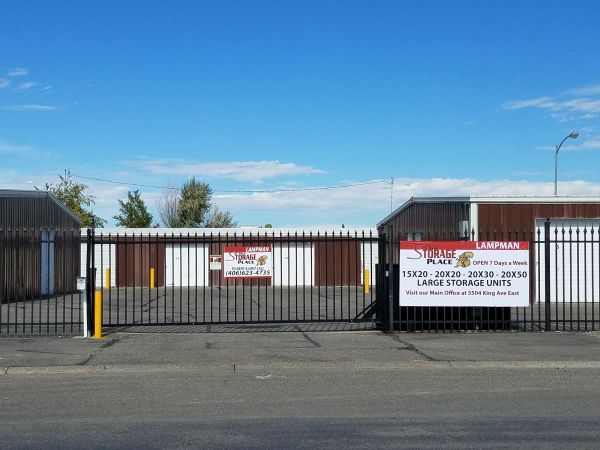 Self Storage Units At The Storage Place Lampman In