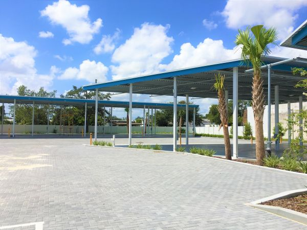 Self Storage Units At Florida Rv Amp Boat Storage In Saint