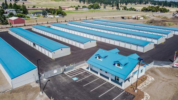 Self Storage Units At Storage Shack Of Spokane In Spokane