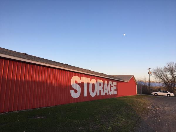 Self Storage Units At Aaa Metra Mini Storage In Billings
