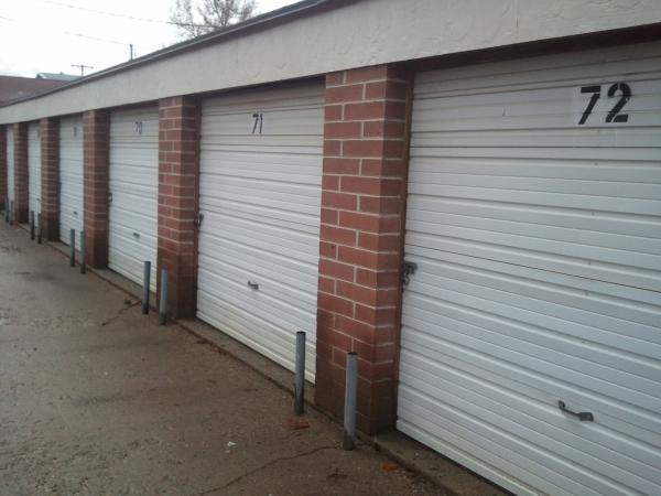 Self Storage Units At Bountiful Storage In Bountiful Ut