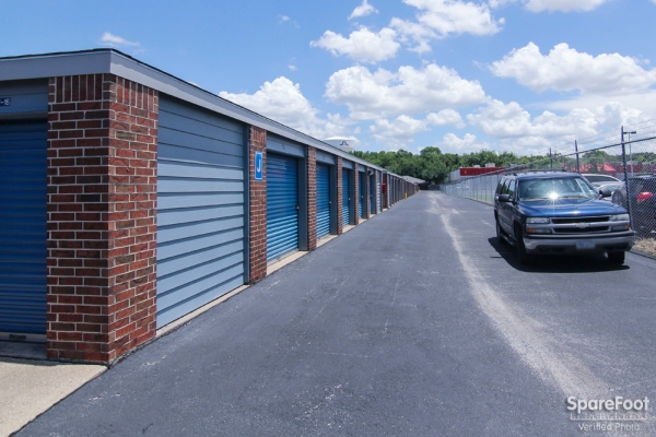 Self Storage Units at Security Self Storage South Cooper