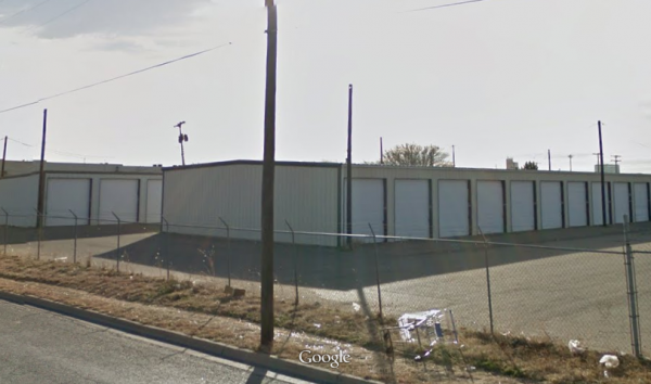 Self Storage Units At Aaa Tech Storage In Lubbock Tx