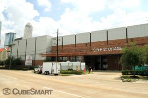 CubeSmart Self Storage - Houston - 1019 W Dallas St