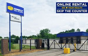 Simply Self Storage - 1810 E Voorhees Street - Danville