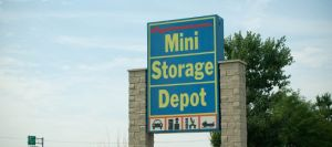 Mini Storage Depot - Brick
