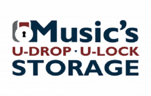 Musics U-Drop U-Lock Storage