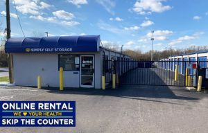 Simply Self Storage - 3607 South 18th Street - Lafayette