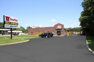 SecurCare Self Storage - Indianapolis - W. County Line Rd.