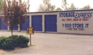 Storage Express - Frankfort - East Wabash Street