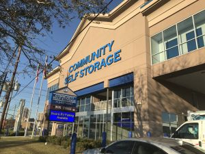 Community Self Storage - Bellaire West U Galleria - 5611 S. Rice Ave.