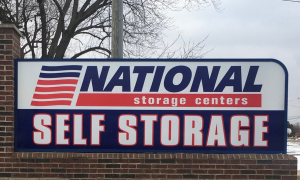 National Storage Centers - Grand River Lyon