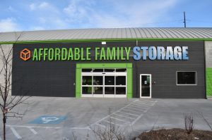 Affordable Family Storage - MLK