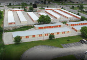 Storage Rentals of America - Oak Creek - W Rawson Ave