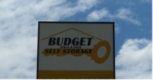 Budget Store and Lock-184 Mickley Road