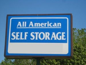 All American Self Storage - Brunswick - 1 Industrial Pky